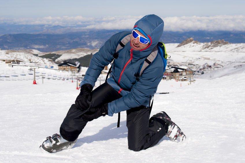Sport térd sérülések kezelése. Terápiás eljárások